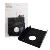 "Maiwo 2.5"" to 3.5"" SSD Bracket Black"