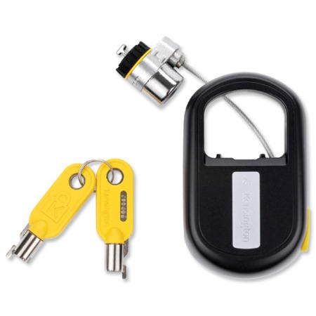 K64538EU Kensington MicroSaver Retractable Laptop Lock