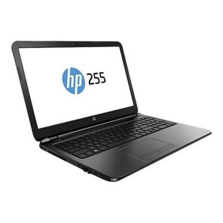 HP 255 G3 AMD A4-5000M Quad Core 4GB 500GB 15.6 inch DVDSM Radeon HD 8330 Graphics Windows 8.1 With Bing Laptop