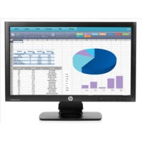 "HP ProDisplay P202 LED VGA 1600x900 16_9 20"" Monitor"