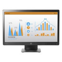 "HP ProDisplay P232 58 LED 1920x1080 VGA DP LED 23"" Monitor"