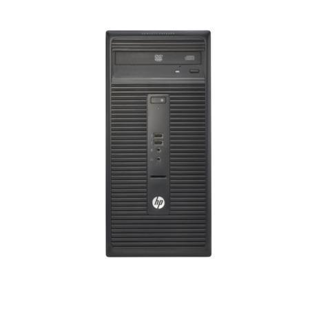 Hewlett Packard 280G1 MT Core i3-4160 4GB 500GB SMDVD Windows 7/8.1 Professional Desktop
