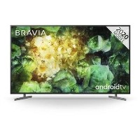 "Sony KD43XH8196BU 43"" 4K  Android LCD TV with Voice Assist"
