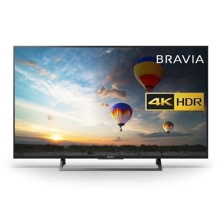 "Sony KD43XE8004BU 43"" 4K Ultra HD HDR LED Smart TV with Android"