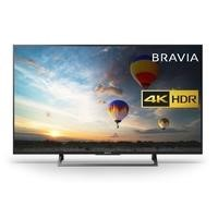 "Sony Bravia KD49XE8004BU 49"" 4K Ultra HD HDR LED Smart TV with Freeview HD"