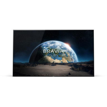 "Refurbished Sony 55"" 4K Ultra HD with HDR OLED Freeview HD Smart TV"