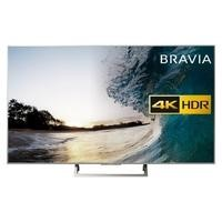 "Sony KD55XE8577SU 55"" Silver 4K Ultra HD HDR LED Smart TV with Android and Freeview HD"