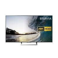 "Sony KD75XE8596BU 75"" 4K Ultra HD HDR LED Smart TV with Android and Freeview HD"