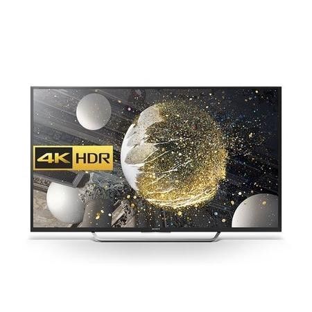 "Sony KD65XD7505BU 65"" 4K Ultra HD LED Smart TV with Android"