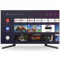 "Sony KD65XH9505BU 65"" 4K HDR Android LCD TV with with Voice Assist"