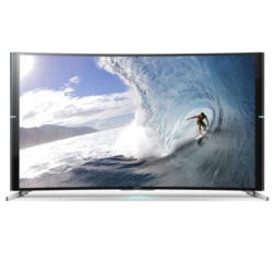 Sony KD75S9005BBU 75 Inch 4K Ultra HD 3D Curved LED TV