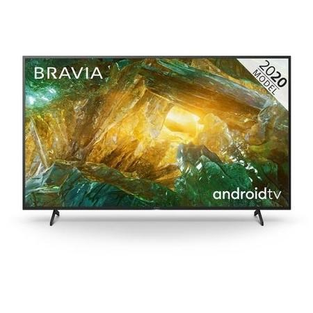 "Sony KD85XH8096BU 85"" 4K HDR Android Smart LCD TV with Voice Assist"