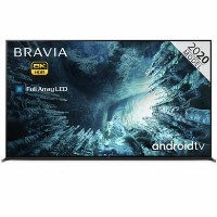 "Sony BRAVIA KD75ZH8BU 75"" 8K Full Array Android Smart LED TV with Acoustic Multi-Audio"