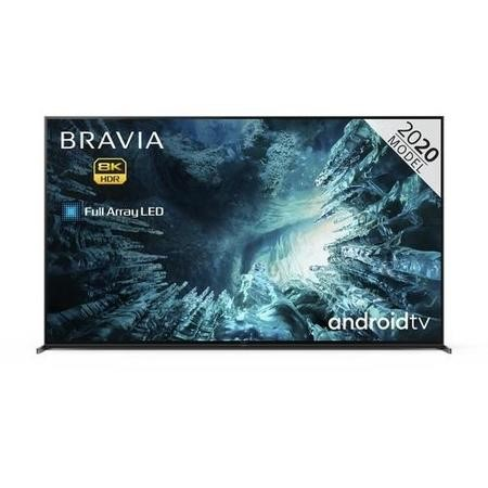 "Sony BRAVIA  85"" 8K Full Array Android Smart TV with Acoustic Multi-Audio"