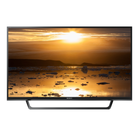 "Refurbished - Grade A1 - Sony KDL32RE403BU 32"" HD Ready HDR Smart LED TV with Freeview HD"