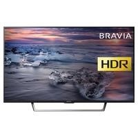 "Sony KDL49WE753BU 49"" 1080p Full HD LED Smart TV with HDR and Freeview HD"