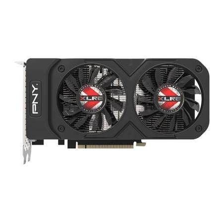 PNY GeForce GTX 1050 Ti XLR8 OC 4GB GDDR5 Graphics Card