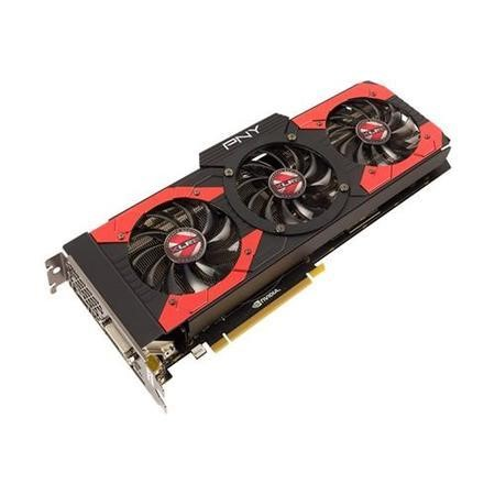PNY XLR8 GeForce GTX 1070 8GB GDDR5 OC Graphics Card