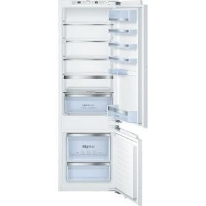 Bosch KIS87AF30G Low Frost 70-30 Integrated Fridge Freezer