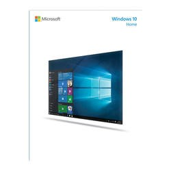 Microsoft Windows 10 Home 32-bit/64-bit Eng Intl USB
