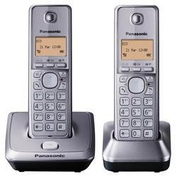 Panasonic KX-TG2712EM Cordless Telephone - Twin