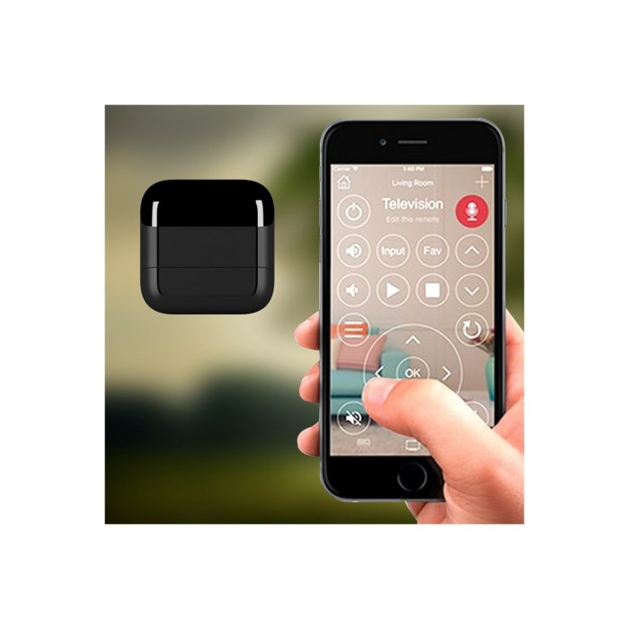 KlikR Bluetooth Universal Remote Control - iOS and Android Compatible