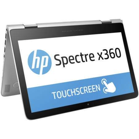 GRADE A1 - As new but box opened - HP Spectre x360 13-4007na Core i7 8GB 512GB SSD Windows 8.1 13.3 inch QHD 360 Degree Touchscreen Ultrabook in Aluminium