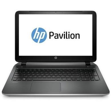 HP Pavilion 15-p209na Intel Core i3-5010U 6GB 1TB DVDSM Beats Audio Windows  8 1 Laptop - Silver / Black