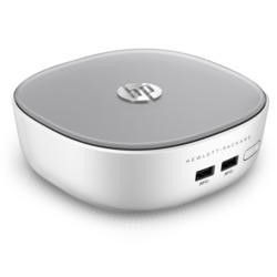 Hewlett Packard HP Pavilion Mini 300 Pentium 3558U 4GB 500GB Windows 8.1 Mini Desktop