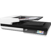 HP Colour ScanJet Pro 4500fn1 A4 Flatbed Scanner