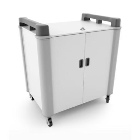 LapCabby 15V 15 Port Vertical Charging Trolley