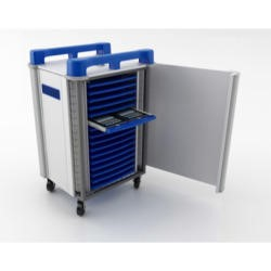 Lapcabby TabCabby 32 Port Tablet Trolley