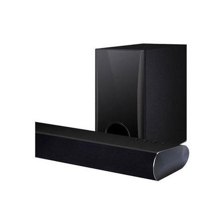 LG 2.1Ch 120W B/Tooth Wired Woofer Optical 4Tweeter