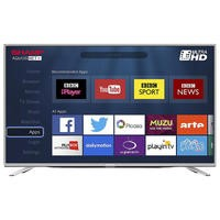 "Sharp LC-55CUG8462KS 55"" 4K Ultra HD Smart LED TV with Freeview HD and Built-in Harmon Kardon Sound System"