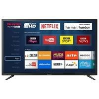 "Sharp LC-65CUG8052K 65"" 4K Ultra HD LED Smart TV with Freeview HD and Built-in Harmon Kardon Sound System"