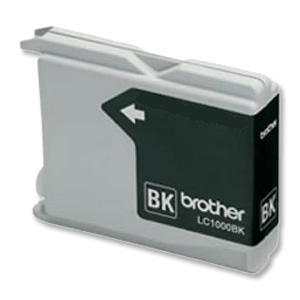 Brother LC 1000HYBK - print cartridge