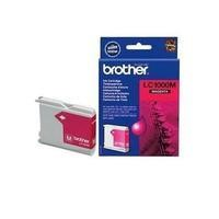 Brother LC 1000M Print Cartridge - Magenta