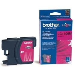 Brother LC 1100M Print Cartridge - Magenta