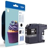 Brother LC123BK Black Ink