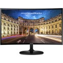 "LC24F390FHUXEN Samsung C24F390 24"" Full HD HDMI FreeSync Curved Gaming Monitor"