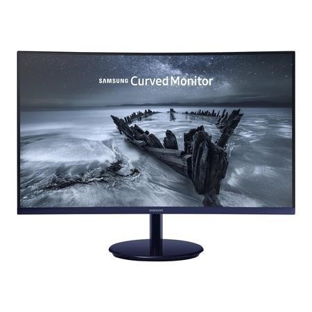 "LC27H580FDUXEN Samsung C27H580FDU 27"" Full HD HDMI Freesync Curved Monitor"