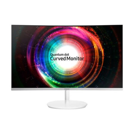 "A1/LC27H711QEUXEN Refurbished Samsung C27H711 27"" WQHD FreeSync Curved Gaming Monitor"