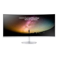 "Samsung CF79 34"" UWQHD 100Hz Freesync HDMI Curved Gaming Monitor"