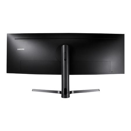 "Samsung 43"" Full HD 120Hz Super Ultra-Wide USB-C Curved Monitor"
