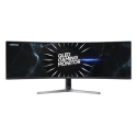 "LC49RG90SSUXEN Samsung C49RG90 49"" QLED Ultra Wide Dual QHD Curved Gaming Monitor"