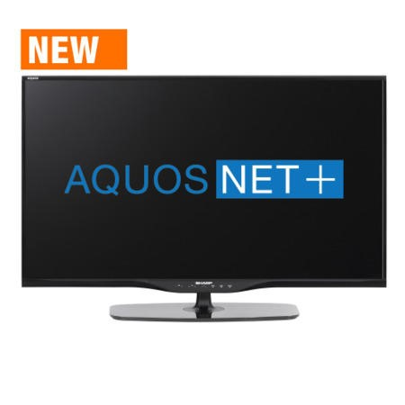 Ex Display - As new - Sharp LC60LE651K 60 Inch Smart 3D LED TV