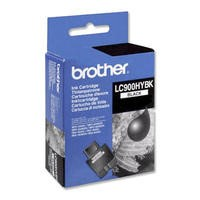 Brother LC 900HYBK - print cartridge