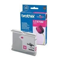 Brother LC 970M Print Cartridge - Magenta