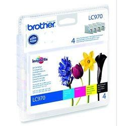 Brother LC LC970VALBP - print cartridge