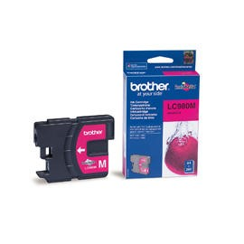 Brother lc-980m Ink Cartridge Magenta f/ dcp-145 -165c
